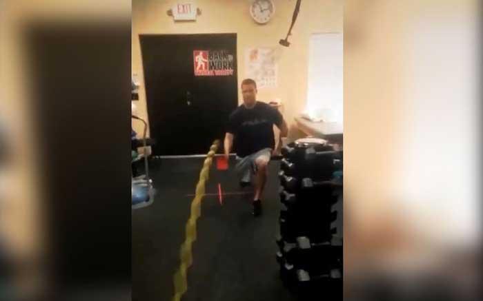 4 Unique Battle Rope Exercises