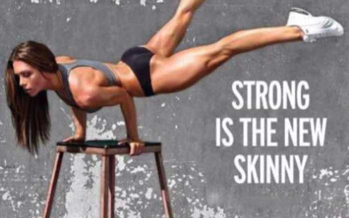 Strong is the new skinny Why-women-should-be lifting