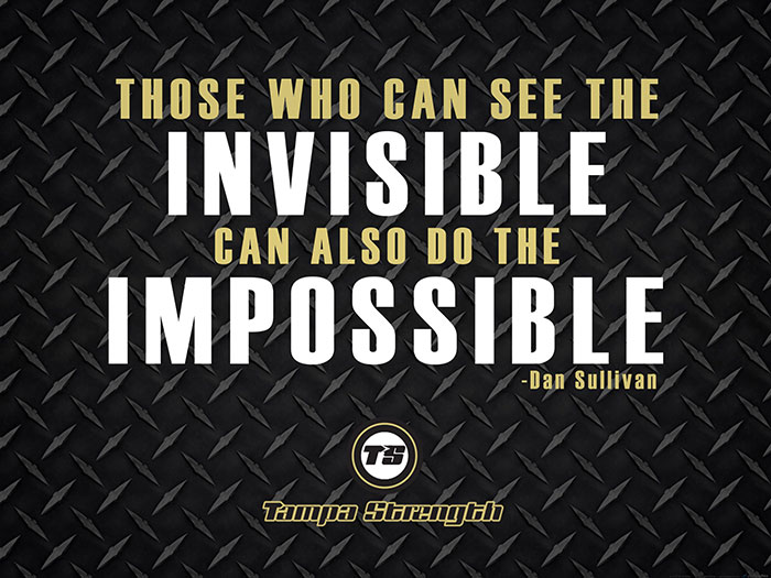 Impossible Quote