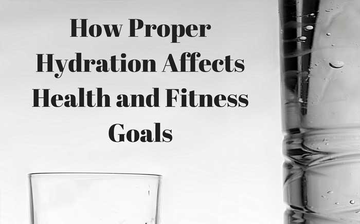 How power hydration affects weight loss goals