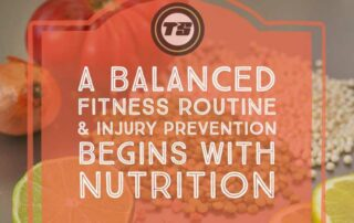 Prevention Begins with Nutrition