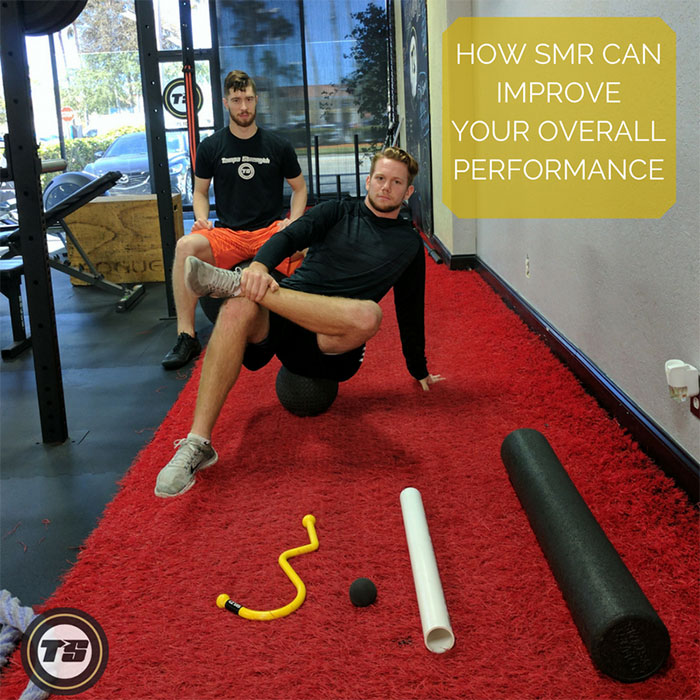 How SMR can improve your overall performance