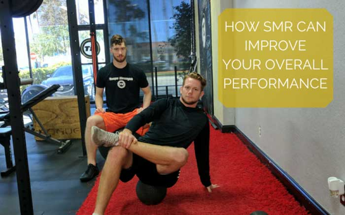 How Self Myofascial Release Can Improve Your Overall Performance