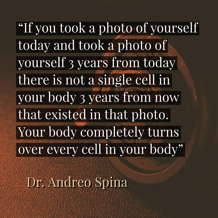 Andreo Spina Quote