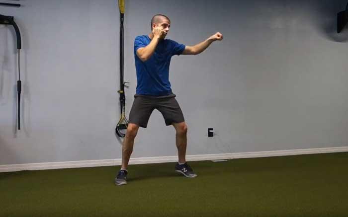 Striking Workout