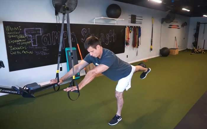 Golf Training Systems TRX Workout