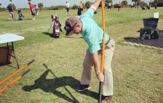 Four Stretches You Should Do Before You Hit the Links